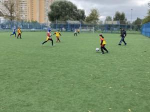 В Солнцево состоялся турнир по футболу, посвящённый Дню солидарности в борьбе с терроризмом!
