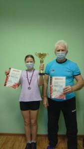 """""""Московский двор-спортивный двор"""" по настольному теннису"""